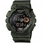 Casio G-Shock Men's Watch GD-100MS-3ER Review