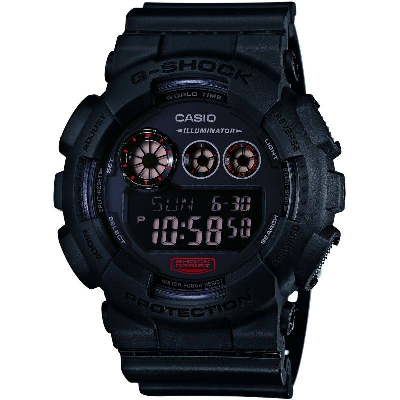 G-Shock GD-120MB-1ER review