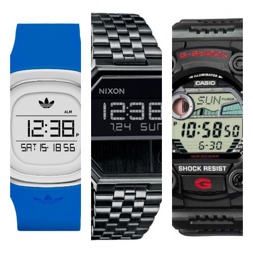 top digital watches for men