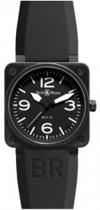 Bell & Ross BR0192-BL-CA review