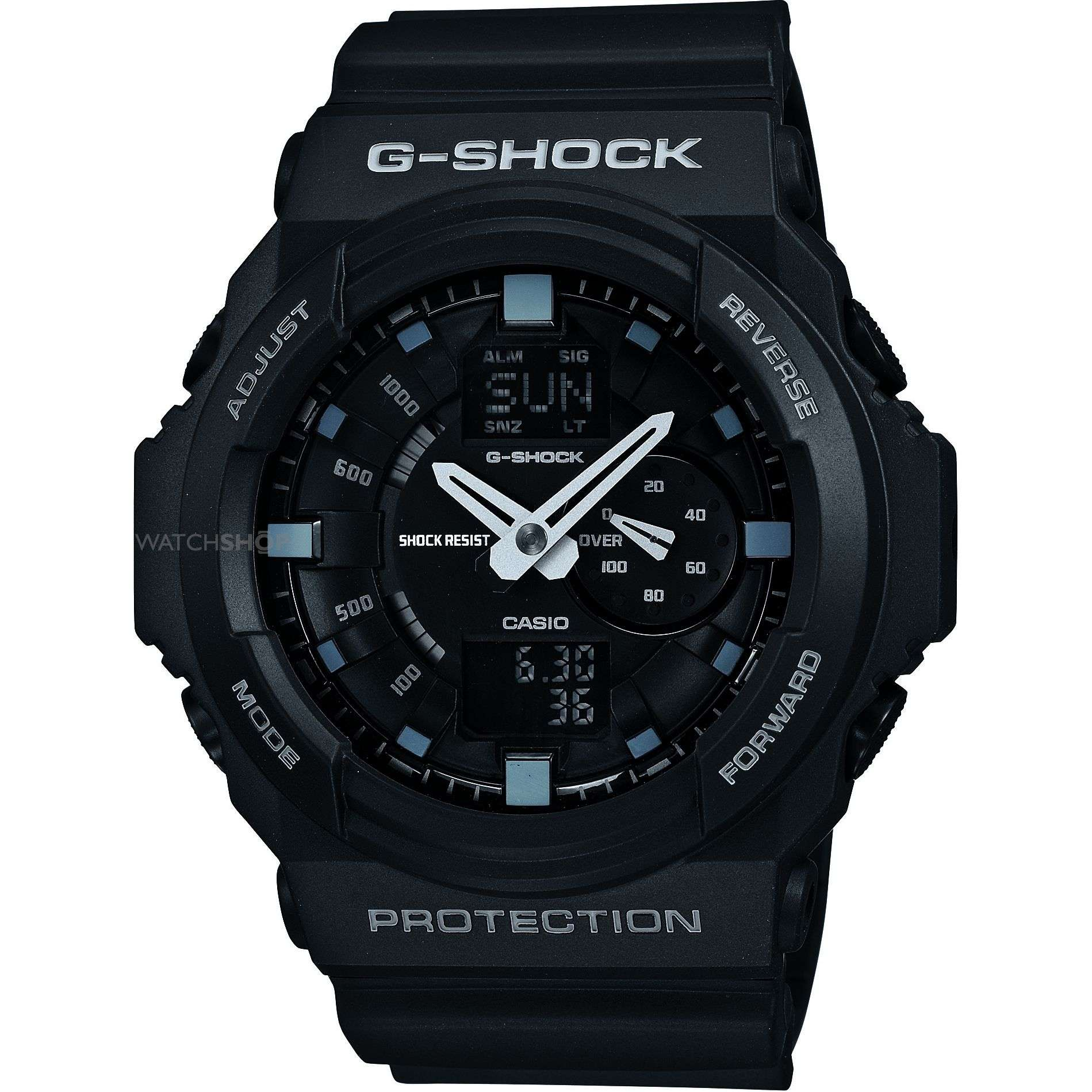 G-Shock GA-150-1AER review