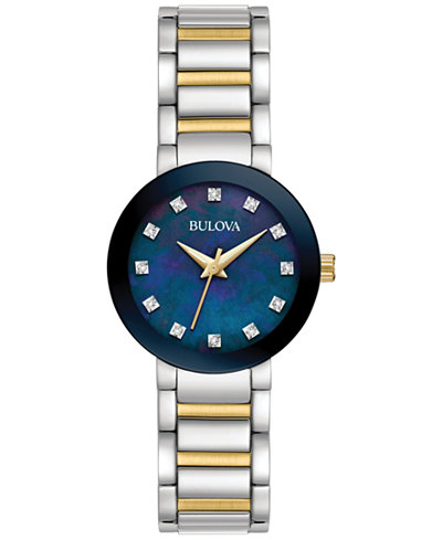 Bulova womens watch 98P157