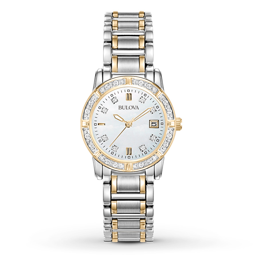 Bulova womens watch 98W107