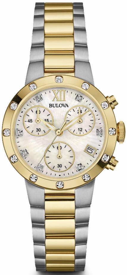 Bulova women's watches 98R209