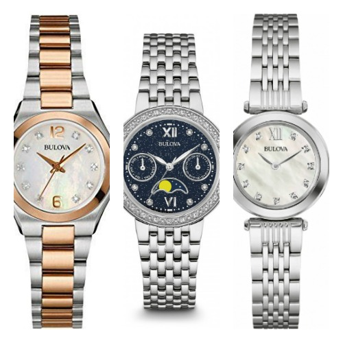 Bulova womens watches banner