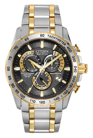 Citizen AT4004-52E Perpetual Calendar Watch