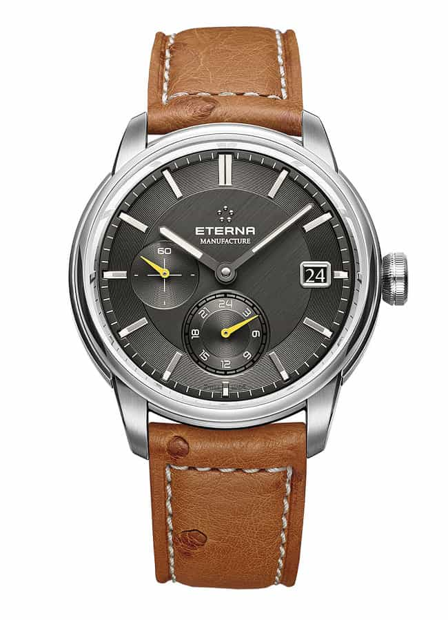 Eterna Adventic GMT Automatic Watch