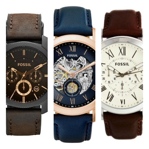 Fossil Watches UK
