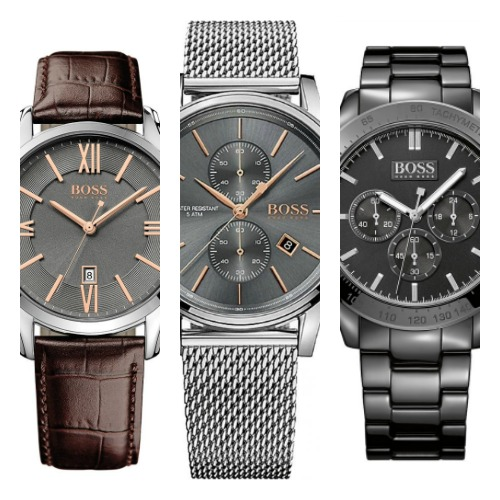 Hugo Boss Watches UK
