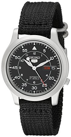 Seiko Automatic Watches SNK809