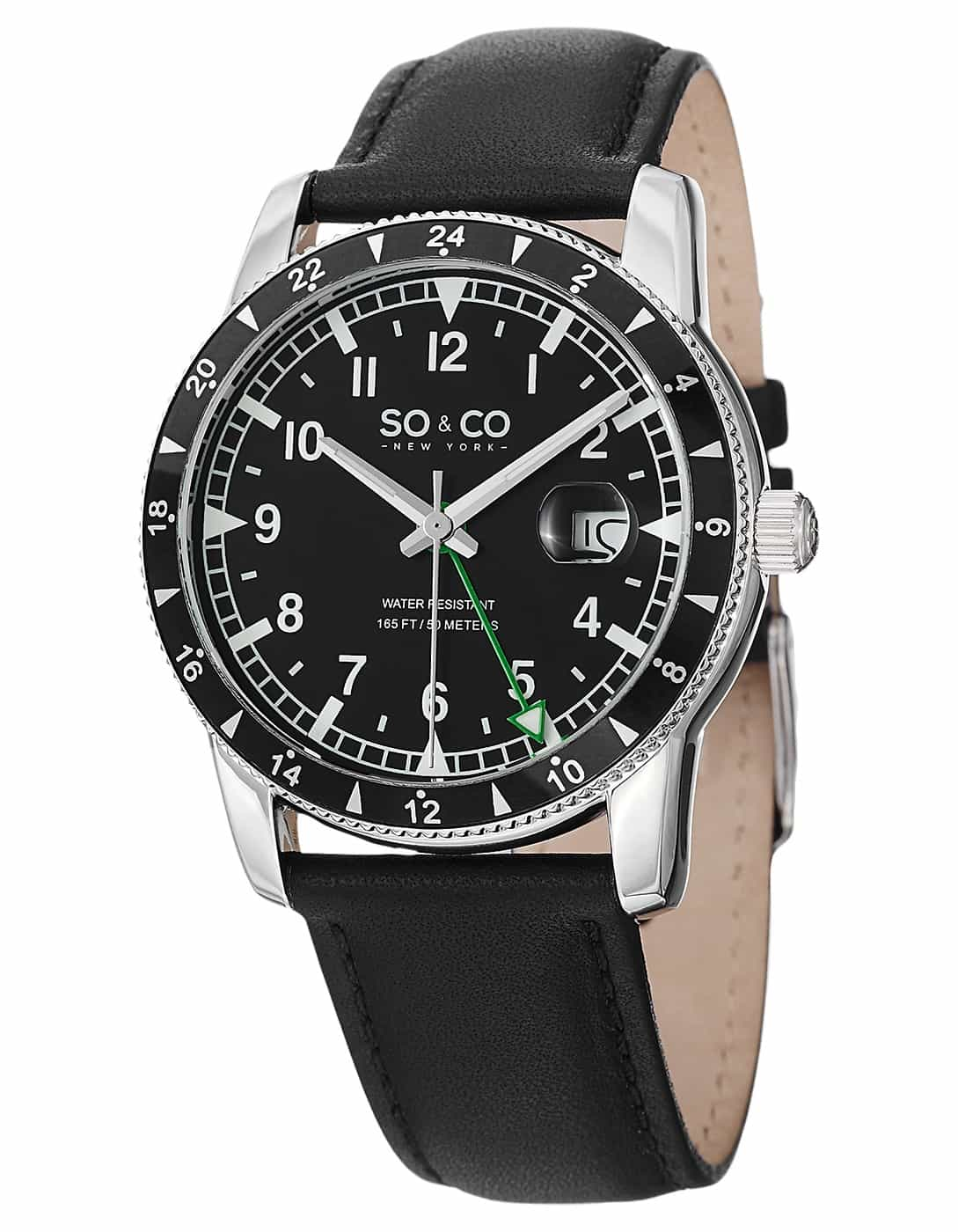 So & Co GMT Watches