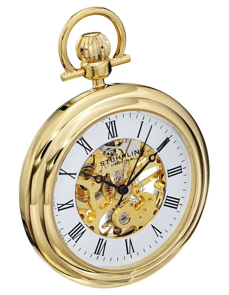 Sturhling Pocket Watches For Men 6053.33333