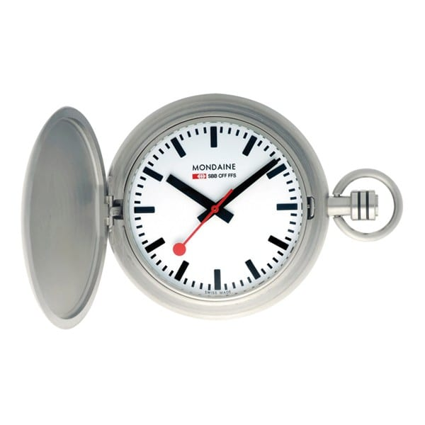 Mondaine Swiss Pocket Watch
