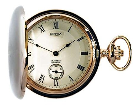 Bernex Swiss Pocket Watch BN22303