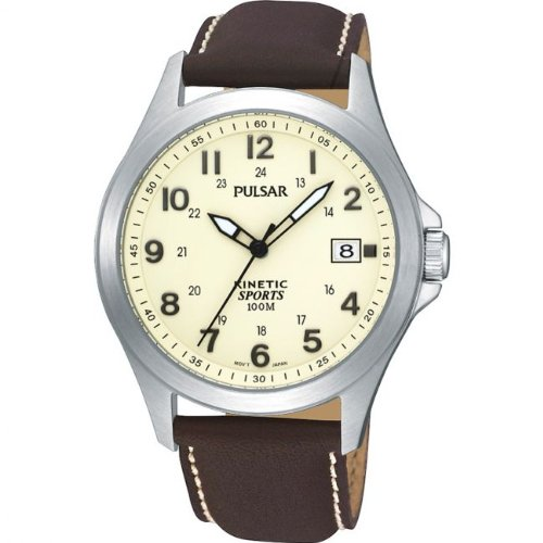 Pulsar Men's Kinetic Watch