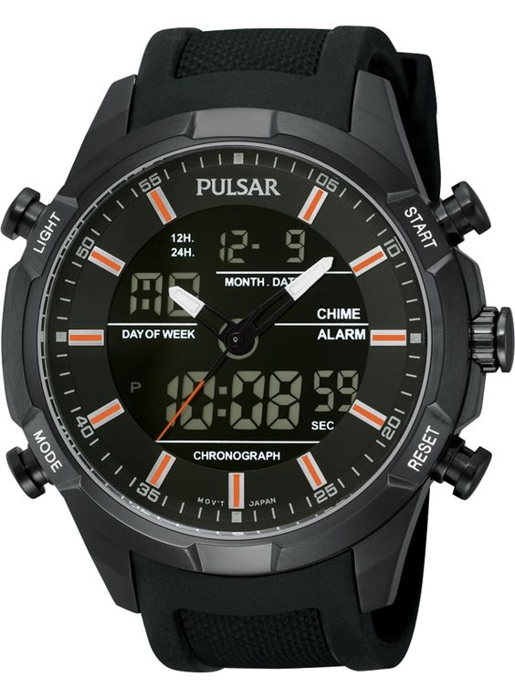 Pulsar PW6007X1 Watch