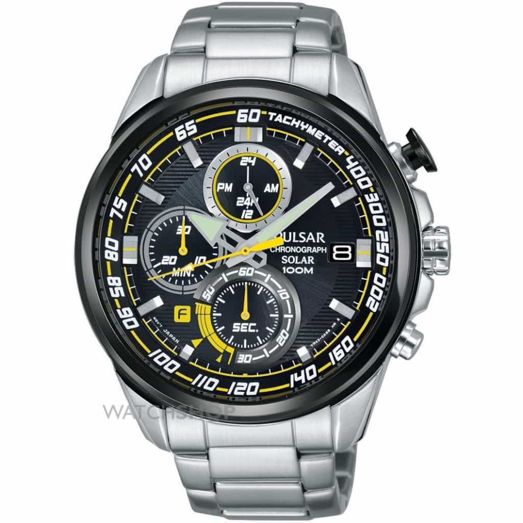 Pulsar Chronograph Watch PZ6003X1