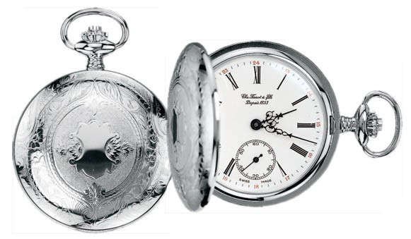 Tissot T83640113 Luxury Pocket Watch