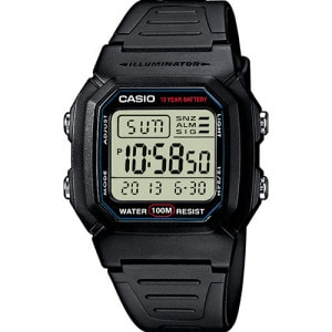 Casio W-800H-1AVES Review