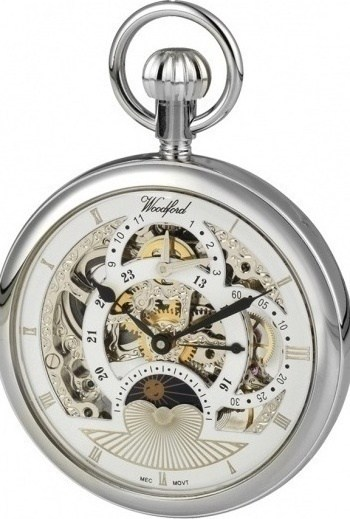 WF1050 Woodford pocket watch