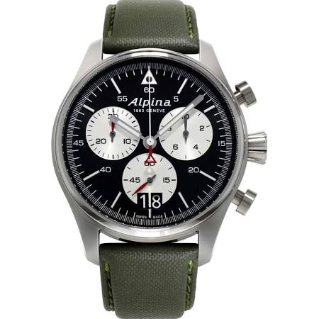Alpina Pilot Watch