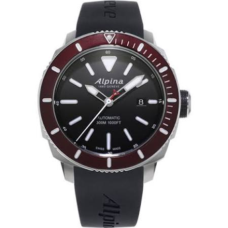 Alpina Dive Watch AL-525LBBRG4V6