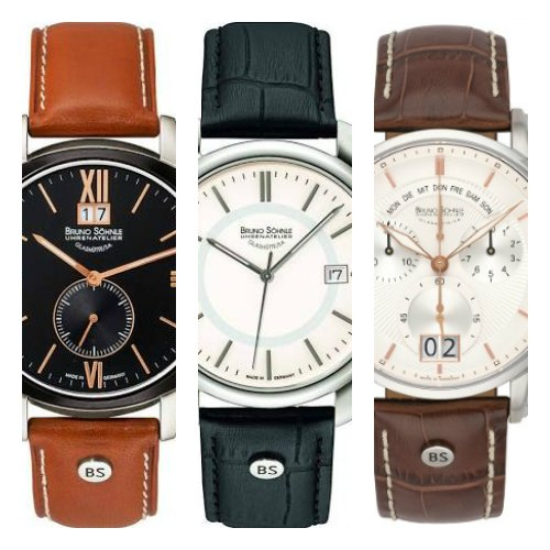 Best Bruno Sohnle watches