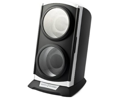 Dual vertical watch winder