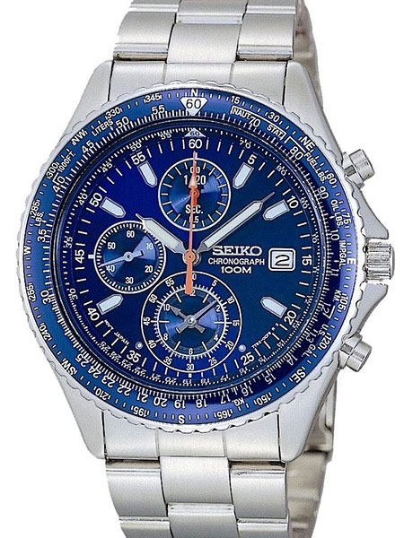 Seiko Flightmaster watch