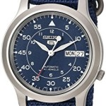 Seiko 5 Men's Automatic Watch SNK807 Review