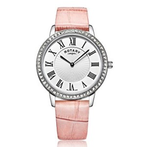 Rotary Pink Watch