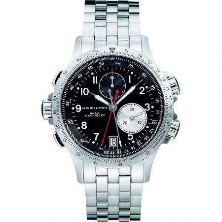Hamilton Khaki ETO Chronograph Watch H77612133