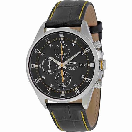 Seiko SNDC89P2 Chronograph Watch
