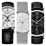 6 Men's Automatic Chronograph Watches Luxury Edition