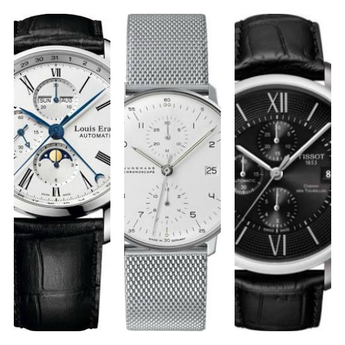 luxury chronograph automatic watches for men