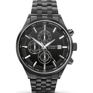 sekonda mens chronograph watch 1158