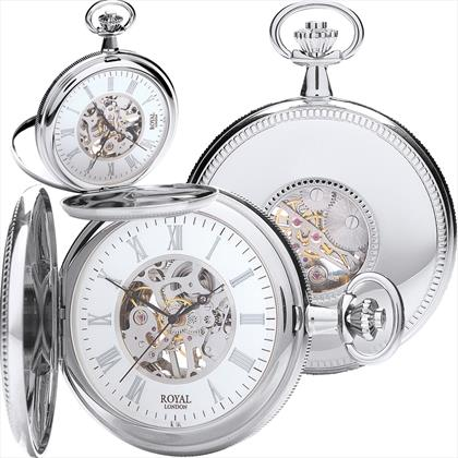 Royal London Pocket Watch 90029-01