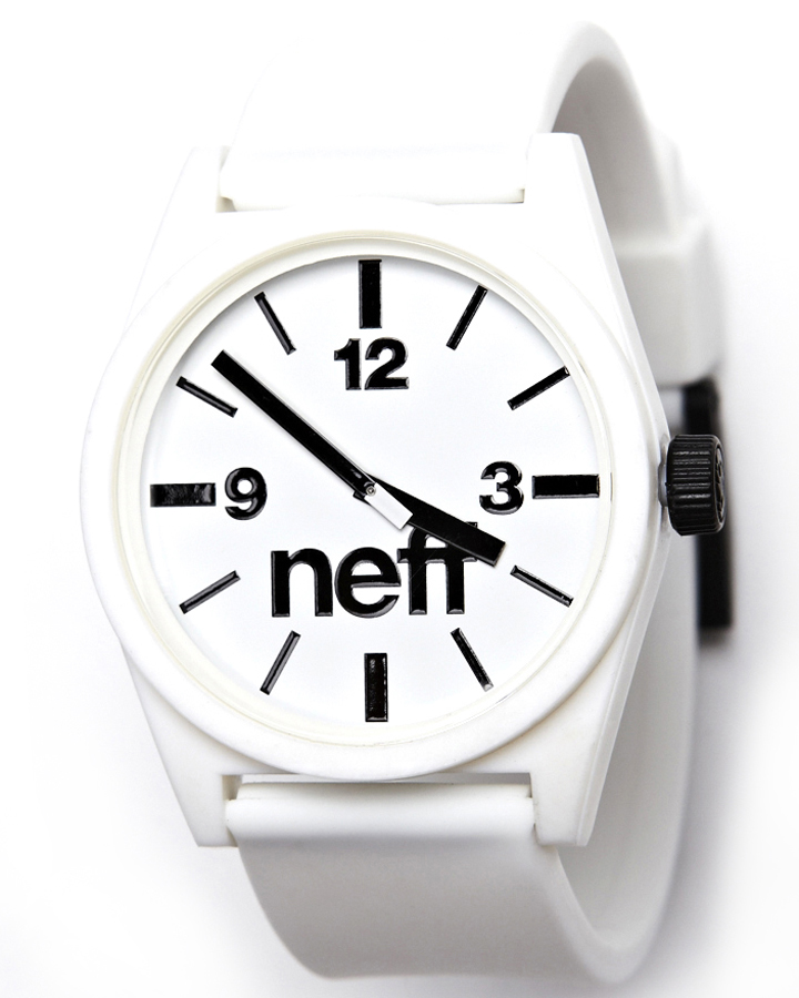 Neff watch review NF0201WHT