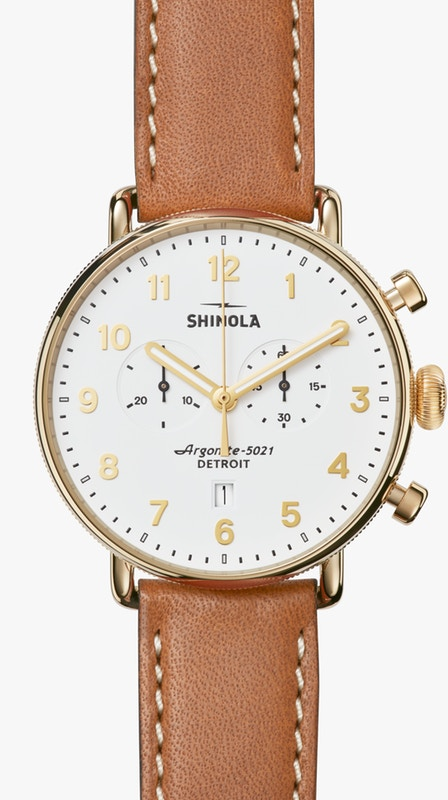 Shinola The Canfield Chrono 43mm