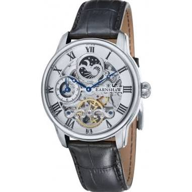 Thomas Earnshaw Mechanical moonphase watch