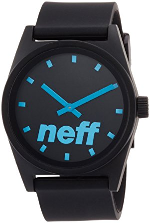 neff watches review NF0201BLKCYN