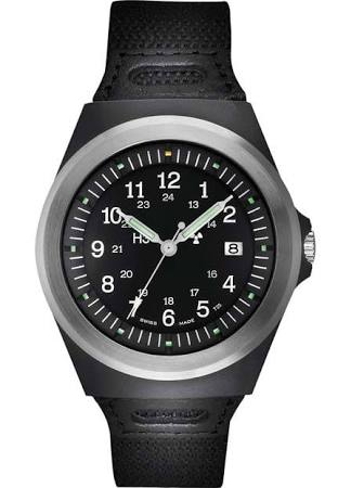traser P5900.506.33.11 tritium watch