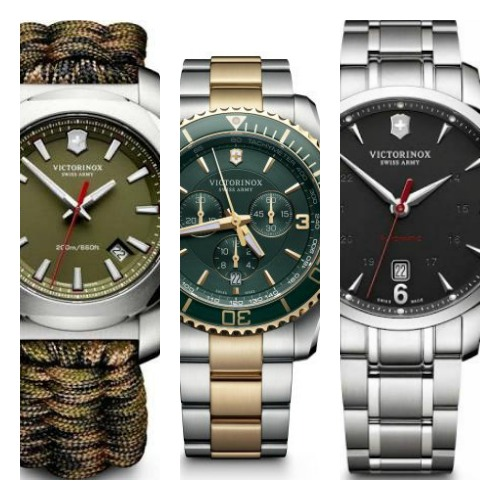 victorinox watches reviews