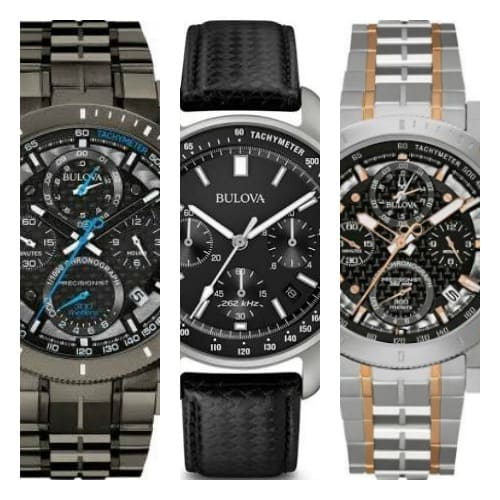 Bulova Precisionist watches