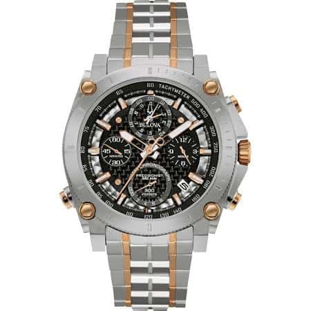 Bulova chronograph Precisionist watch