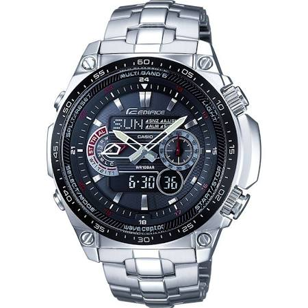 Casio Edifice mens atomic watches