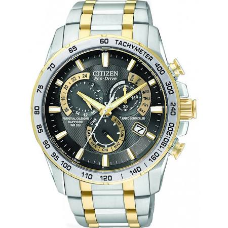 Citizen atomic watch AT4004-52E