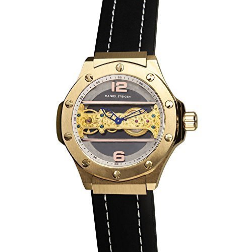 Daniel Steiger watches 9025N-M