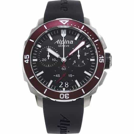 Alpina diving watch AL-372LBBRG4V6