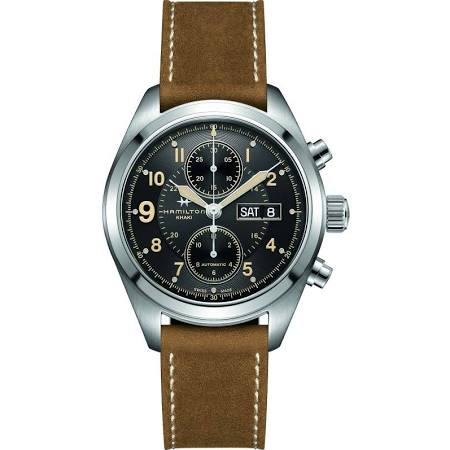 Hamilton H71616535 Chronograph Watch
